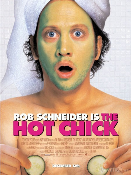 Hoán Đổi Kỳ Diệu The Hot Chick.Diễn Viên: Val Kilmer,Lucy Gutteridge,Peter Cushing