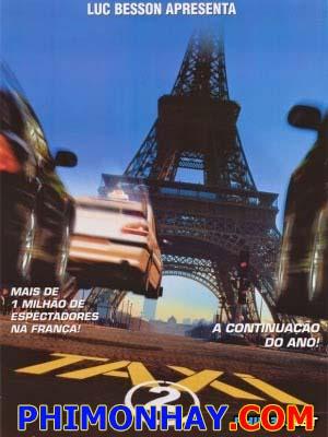 Quái Xế Taxi Phần 2 - Taxi 2