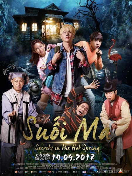 Suối Ma Secrets In The Hot Spring.Diễn Viên: Joseph Gordon Levitt,Heath Ledger,Julia Stiles