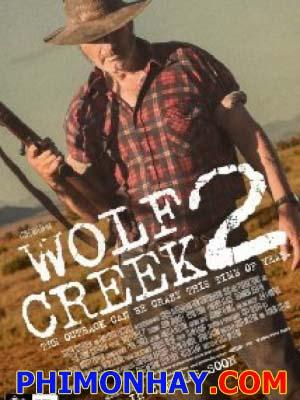Thung Lũng Sói 2 Wolf Creek 2.Diễn Viên: John Jarratt,Ryan Corr,Shannon Ashlyn