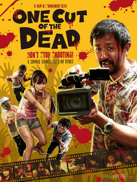 Quay Trối Chết One Cut Of The Dead