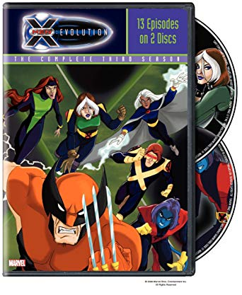 Dị Nhân Evolution 3 - X-Men Evolution Season 3