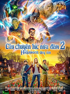 Câu Chuyện Lúc Nửa Đêm 2: Halloween Quỷ Ám Goosebumps 2: Haunted Halloween.Diễn Viên: Judy Greer,Haluk Bilginer,Jamie Lee Curtis,Andi Matichak,James Jude Courtney,Nick Castle