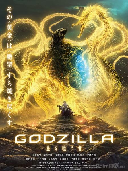 Godzilla Kẻ Ăn Hành Tinh - Godzilla Anime 3: Planet Eater