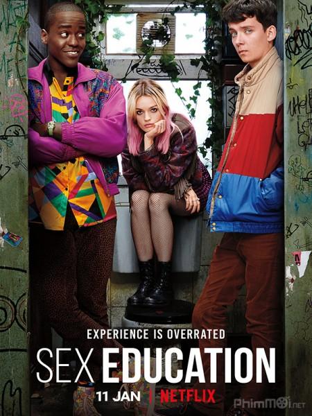 Giáo Dục Giới Tính Phần 1 Sex Education Season 1.Diễn Viên: Pamela Adlon,Mikey Madison,Hannah Alligood