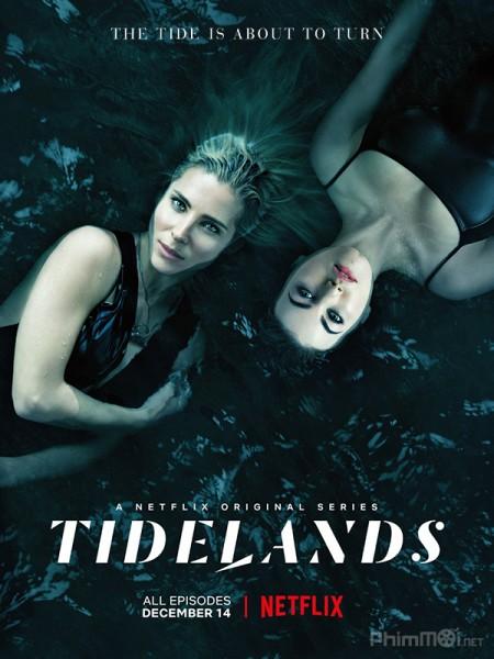Vùng Đất Người Cá Phần 1 Tidelands Season 1.Diễn Viên: Gregg Sulkin,Rita Volk,Katie Stevens