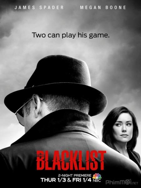 Danh Sách Đen Phần 6 - The Blacklist Season 6