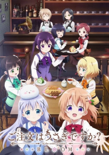Gochuumon Wa Usagi Desu Ka? Bloom - Gochiusa 3, Is The Order A Rabbit? Bloom