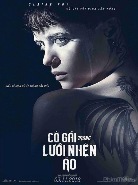 Cô Gái Trong Lưới Nhện Ảo - The Girl In The Spiders Web Thuyết Minh (2018)