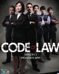 Mật Mã Tối Thượng Code Of Law.Diễn Viên: Fauzie Laily,Sharon Ismail,Sunny Pang,Kaegan Kang,Joanne Peh