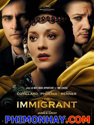 Nhập Cư - The Immigrant
