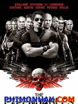 Biệt Đội Đánh Thuê The Expendables.Diễn Viên: Sylvester Stallone,Jason Statham,Jet Li