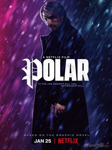 Sát Thủ Tái Xuất Polar.Diễn Viên: Brad Raider,Kaley Ronayne,Steven Klein