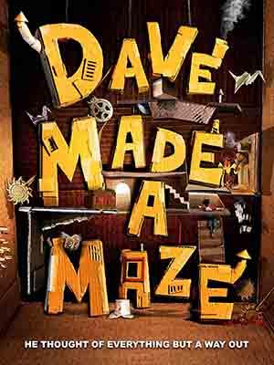 Dave Tạo Ra Mê Cung Dave Made A Maze.Diễn Viên: Sarah Jeffery,Melonie Diaz,Madeleine Mantock