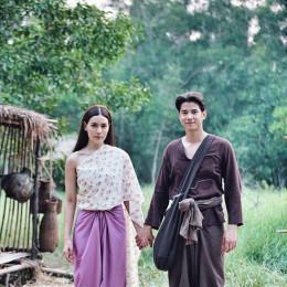 Thầy Lang Trúng Mánh Thong Ek Mor Ya Tha Chalong.Diễn Viên: New Wongsakorn Poramathakorn,Marie Broenner