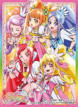 Chiến Binh Hội Tụ: Lễ Hội Mùa Xuân Pretty Cure All Stars: Spring Carnival.Diễn Viên: Megumi Han,Nana Mizuki,Yuu Shimamura