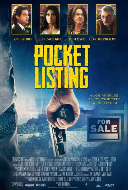 Chuyên Gia Môi Giới Pocket Listing.Diễn Viên: James Jurdi,Jessica Clark,Rob Lowe