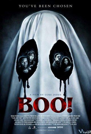 Lời Nguyền Đêm Giáng Sinh Boo!.Diễn Viên: Aurora Perrineau,Jaden Piner,Jill Marie Jones