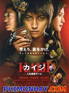 Thần Bài Kaiji Kaiji: The Ultimate Gambler.Diễn Viên: Kenichi Matsuyama,Tatsuya Fujiwara,Teruyuki Kagawa