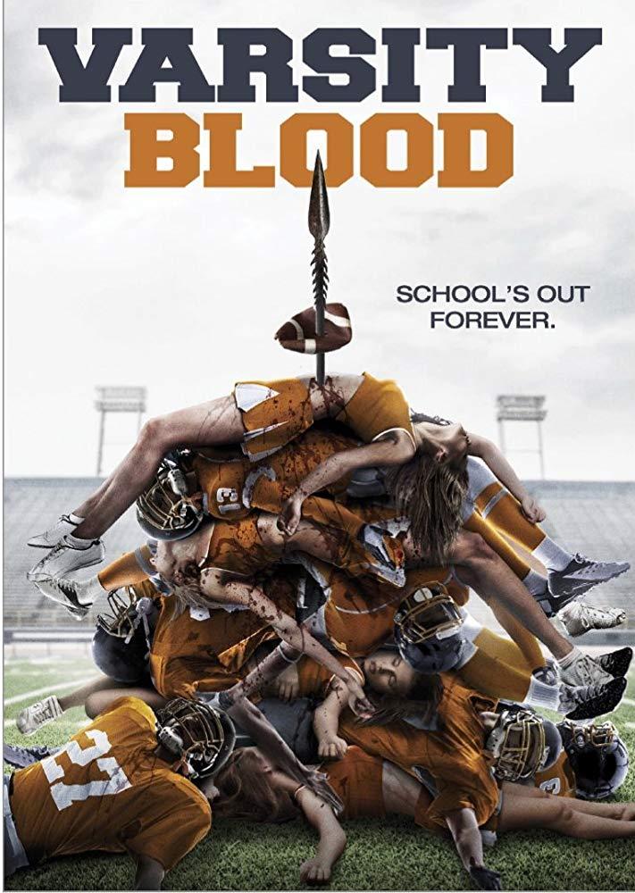 Đêm Hội Đẫm Máu Varsity Blood.Diễn Viên: Debbie Rochon,Lexi Giovagnoli,Wesley Scott