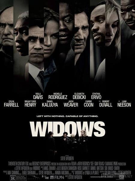 Khi Các Góa Phụ Hành Động Widows.Diễn Viên: Claudio Santamaria,Jennifer Ulrich,Elio Germano