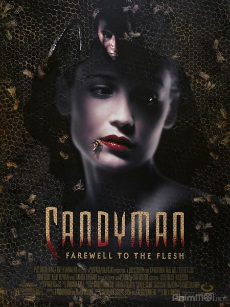 Sát Nhân Trong Gương Candyman.Diễn Viên: Lưu Thi Thi,Hồ Ca,Bành Vu Yến,Hàn Đống,Trần Pháp