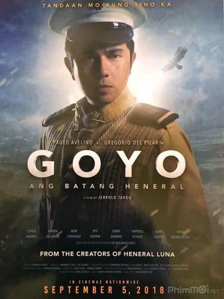 Vị Tướng Trẻ Tuổi Goyo: The Boy General.Diễn Viên: Fauzie Laily,Sharon Ismail,Sunny Pang,Kaegan Kang,Joanne Peh