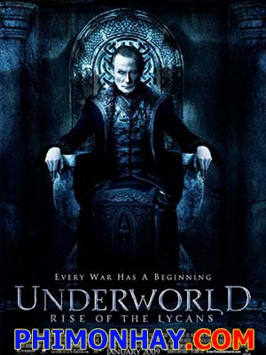 Thế Giới Ngầm 3: Người Sói Trỗi Dậy Underworld 3: Rise Of The Lycans.Diễn Viên: Michael Sheen,Bill Nighy,Rhona Mitra