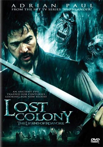 Hòn Đảo Quỷ Ám: Wraiths Of Roanoke Lost Colony: The Legend Of Roanoke.Diễn Viên: Adrian Paul,Frida Farrell,Rhett Giles