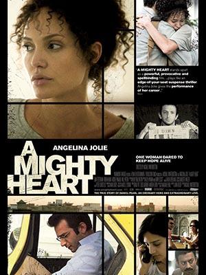 Trái Tim Quả Cảm - A Mighty Heart Thuyết Minh (2007)