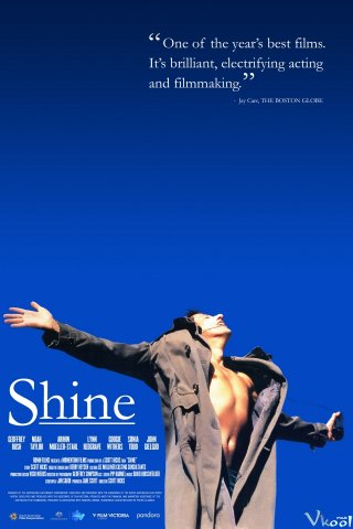 Tỏa Sáng Shine.Diễn Viên: Geoffrey Rush,Armin Mueller,Stahl,Justin Braine