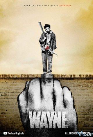 Truy Tìm Siêu Xe 1 - Wayne Season 1