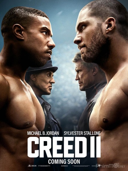 Tay Đấm Huyền Thoại 2 - Creed Ii