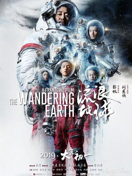Lưu Lạc Địa Cầu The Wandering Earth.Diễn Viên: Mark Rylance,Ruby Barnhill,Penelope Wilton