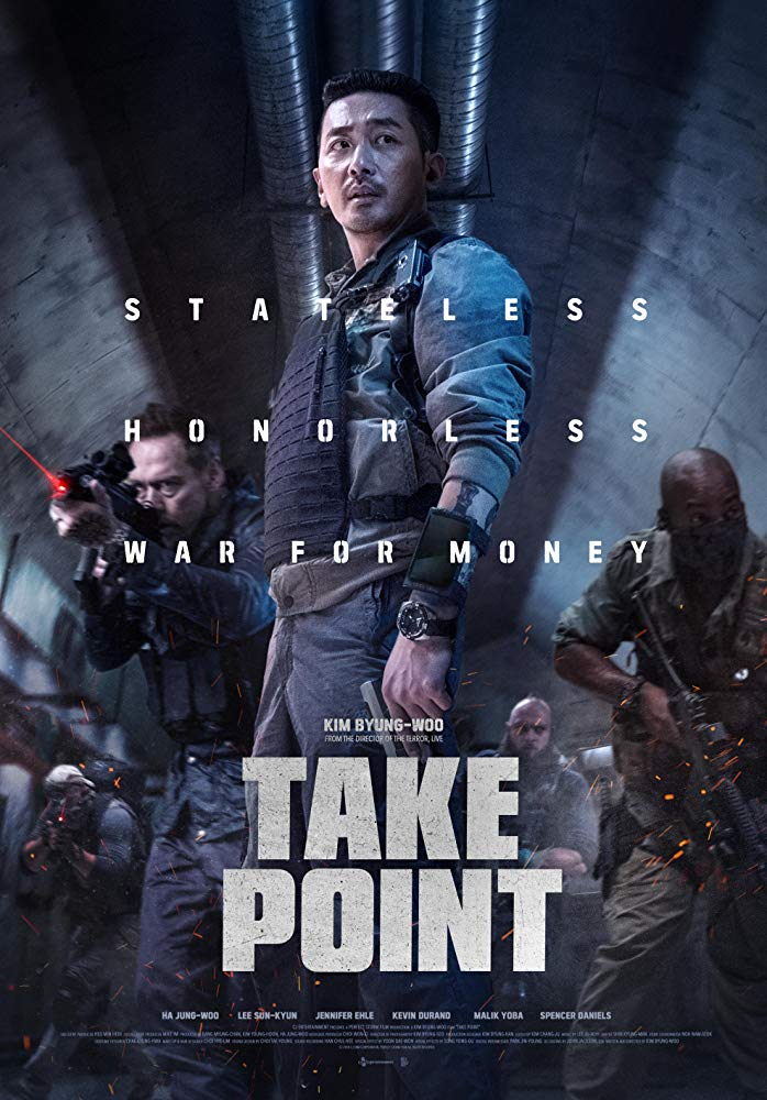 Chiến Dịch Ngầm - Take Point Pmc: The Bunker Việt Sub (2018)