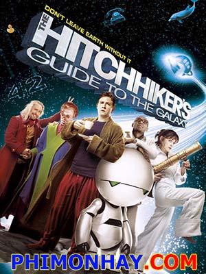Cuộc Phiêu Lưu Vào Dải Ngân Hà The Hitchhikers Guide To The Galaxy.Diễn Viên: Martin Freeman,Mos Def,Sam Rockwell