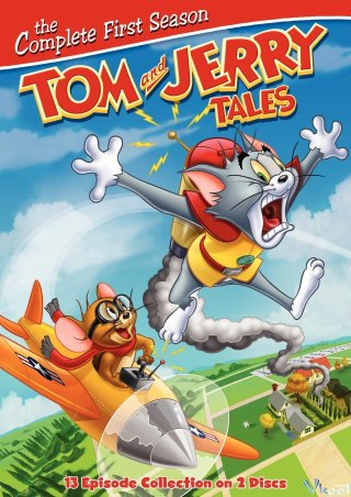Nhữn Cuộc Rượt Đuổi Siêu Tốc - Tom And Jerry Fun And Speed Extreme