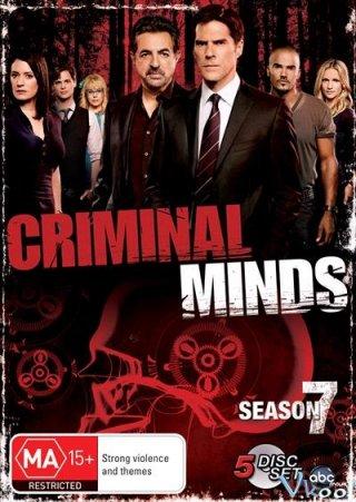 Hành Vi Phạm Tội Phần 7 - Criminal Minds Season 7
