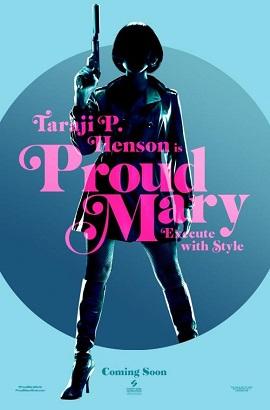 Sát Thủ Mary - Proud Mary Thuyết Minh (2018)