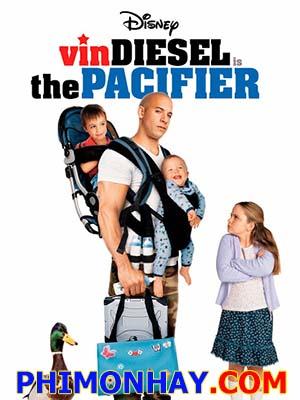 Vệ Sĩ Bất Đắc Dĩ The Pacifier.Diễn Viên: Vin Diesel,Brittany Snow,Max Thieriot