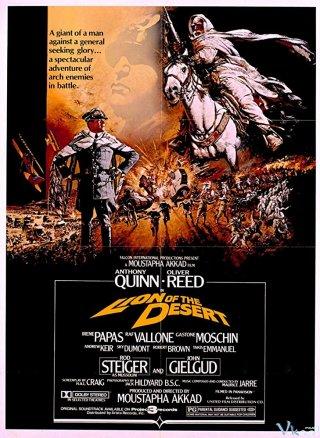 Con Sư Tử Già Trên Sa Mạc Lion Of The Desert.Diễn Viên: Anthony Quinn,Oliver Reed,Rod Steiger