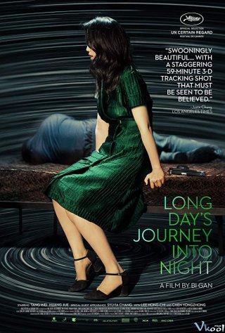 Đêm Tối Cuối Cùng Ở Địa Cầu Long Days Journey Into Night.Diễn Viên: Wei Tang,Jue Huang,Sylvia Chang