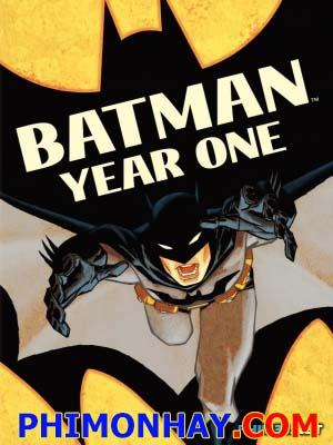 Người Dơi - Batman: Year One