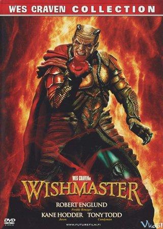 Điều Ước Của Quỷ Wishmaster.Diễn Viên: Tammy Lauren,Andrew Divoff,Robert Englund