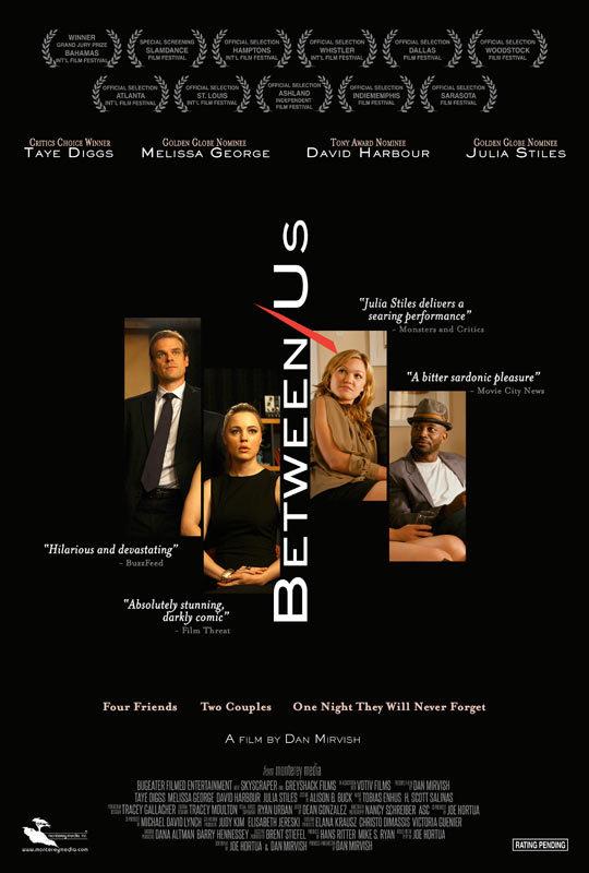 Giữa Chúng Ta Between Us.Diễn Viên: Julia Stiles,Melissa George,Taye Diggs