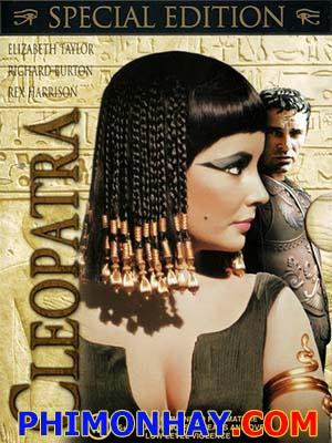 Nữ Hoàng Cleopatra Cleopatra 1963 50Th Anniversary Edition.Diễn Viên: Triệu Nhật Hoàng,Vương Nhất,Dương Phi Phàm,Lý Lộ Xuyên,Khẩu Tiểu Xuyên,Tạ Cần,Du Nghệ Điểm,Tần Hán