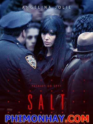 Đặc Vụ Salt Salt.Diễn Viên: Angelina Jolie,Chiwetel Ejiofor,Liev Schreiber,Zoe Lister Jones