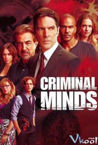 Hành Vi Phạm Tội Phần 8 - Criminal Minds Season 8