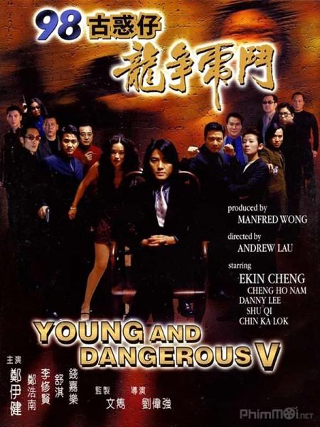 Người Trong Giang Hồ 5: Long Tranh Hổ Đấu Young And Dangerous 5.Diễn Viên: Josh Brolin,Danny Mcbride,Carrie Coon
