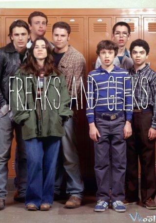Quái Đản Và Lập Dị Freaks And Geeks.Diễn Viên: Linda Cardellini,John Francis Daley,James Franco